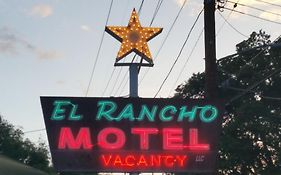 El Rancho Motel Bishop California