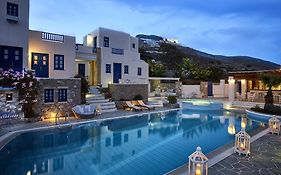 Folegandros Apartments Pounda