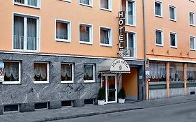 Hotel Alfa Zentrum photos Exterior