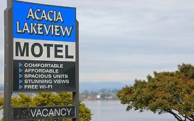 Acacia Lake View Motel Taupo