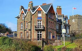 Castle Hill Guest House Lynton 4* United Kingdom