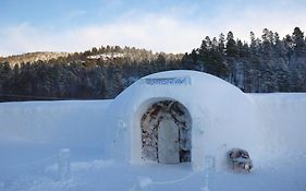 Ice Hotel at Sorrisniva Alta Norway