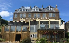 Chy an Albany Hotel st Ives Reviews