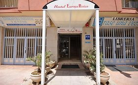 Hostal Europa Punico