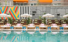 Hotel Pool Brooklyn