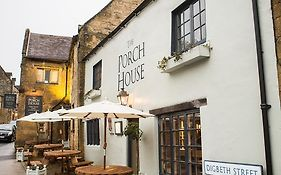 The Porch House Stow on The Wold Menu