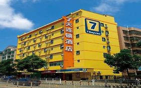 7 Days Inn Jincheng Lan Hua Road Branch Jiaozuo