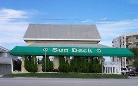 Sun Deck Motel Ormond Beach
