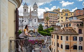 The Inn And The View at The Spanish Steps