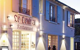 Hotel le Central Coulon