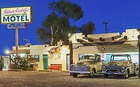 Silver Saddle Motel Santa fe New Mexico