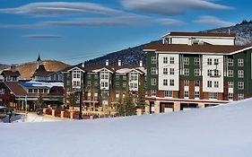 Marriott Mountainside Park City Utah