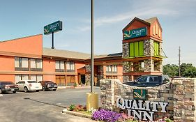 Quality Inn Fort Smith Arkansas