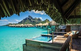 Four Seasons in Bora Bora