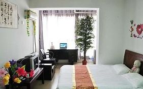 Shijiazhuang Air Garden Happy Hotel Style Short Rent Apartment photos Exterior