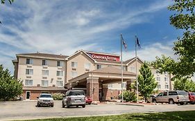 Comfort Suites Salt Lake City Airport