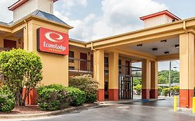 Econo Lodge Tuscaloosa Alabama