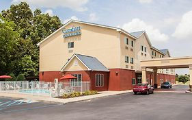 Comfort Inn Muscle Shoals Al