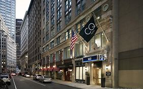 Club Quarters Hotel In Boston photos Exterior