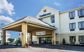 Comfort Inn Cambridge Oh