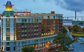 Homewood Suites Savannah Historic District-Riverfront