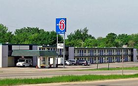 Motel 6 in Dubuque Iowa