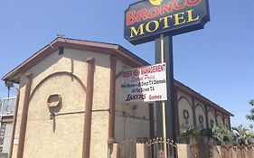 Bronco Motel Los Angeles