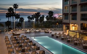 Loews Santa Monica Beach Hotel photos Exterior