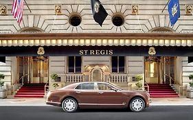 St Regis Hotel in New York