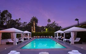 Luxe Sunset Boulevard Hotel Los Angeles Ca