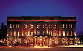 Jerome Hotel Aspen Colorado
