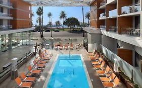 The Shore Hotel in Santa Monica