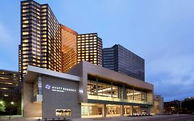 Hyatt Regency Hotel New Orleans Louisiana