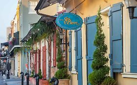 Hotel St. Pierre in New Orleans