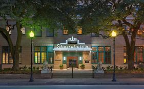 Stoneleigh Hotel Dallas Haunted