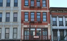 Bowery Grand Hotel New York