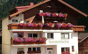 Pension Sonnenheim Sölden