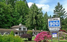 Colonial 900 Motel Hope Bc