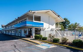 Motel 6 Montgomery Alabama