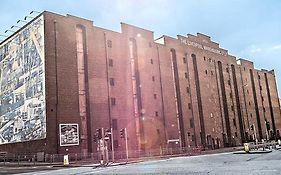 Victoria Warehouse Hotel Manchester