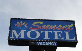 Sunset Motel Taft Ca