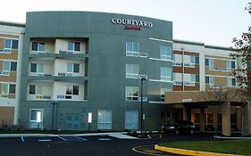 Courtyard Marriot Bensalem Pa