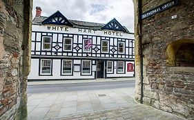 White Hart Inn Wells 2* United Kingdom