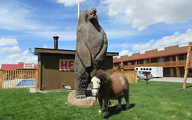 Big Bear Motel Cody Wyoming