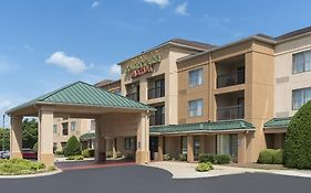 Courtyard Marriott Bowling Green Ky