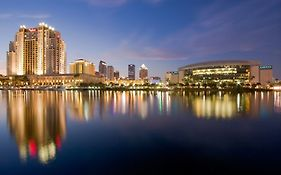 Tampa Marriott Waterside Hotel & Marina Tampa