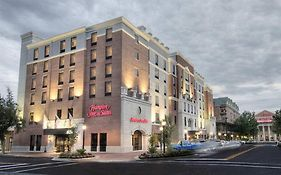 Hampton Inn Gainesville fl Downtown