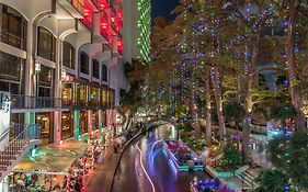 San Antonio Riverwalk Hilton
