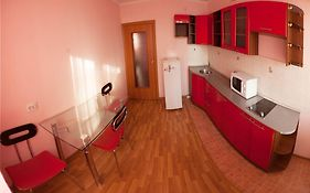 Apartment on Shirotnaya Tyumen