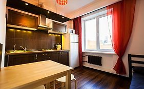 Apartment on Sibirskaya Novosibirsk